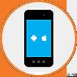 Développement application<br/>Android et iOS