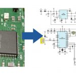 Retro Electronic Board Design