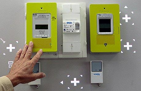M2M – Machine To Machine - Compteur électrique connecté