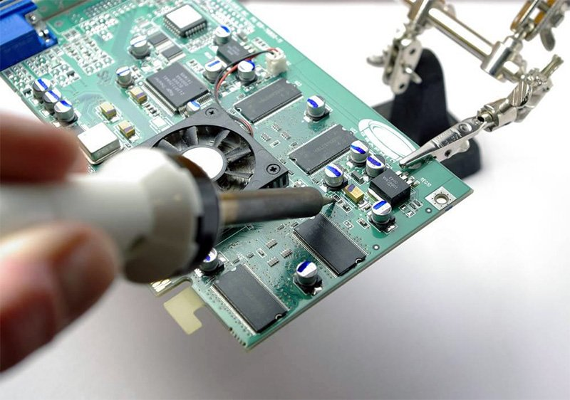 conception carte électronique - développement de système embarqué - Anthemis technologies