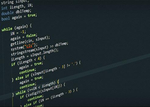 Développement Firmware - Anthemis Technologies