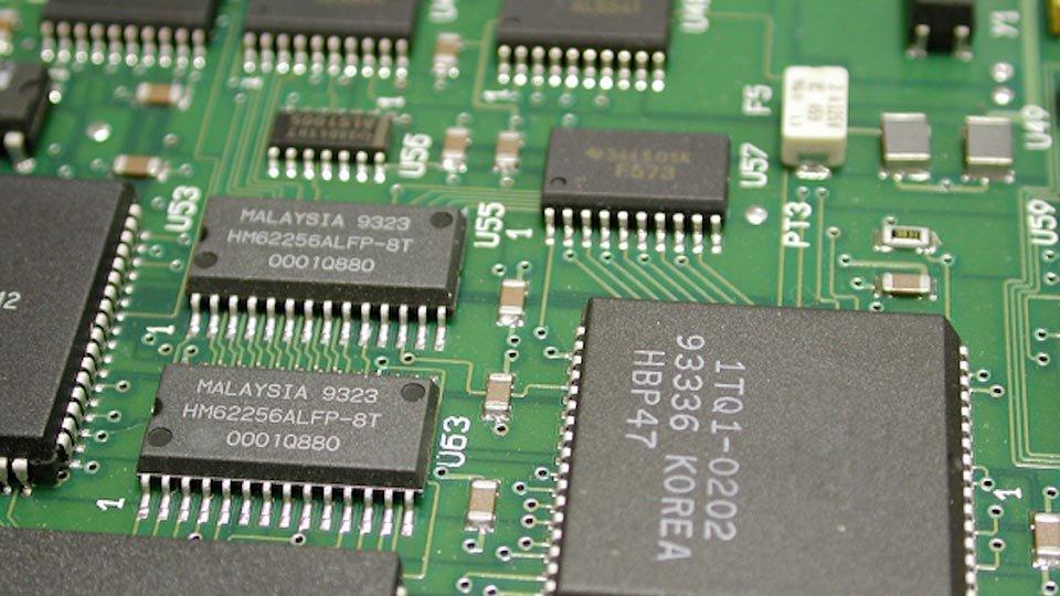 Développement de système embarqué - Anthemis Technologies