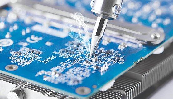 Fabrication carte électronique