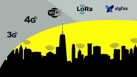 Choisir le bon réseau de communication pour votre objet connecté